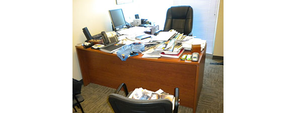 Whose Desk/Office Is This?