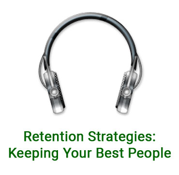 Retention Strategies: Keeping Your Best People MP3