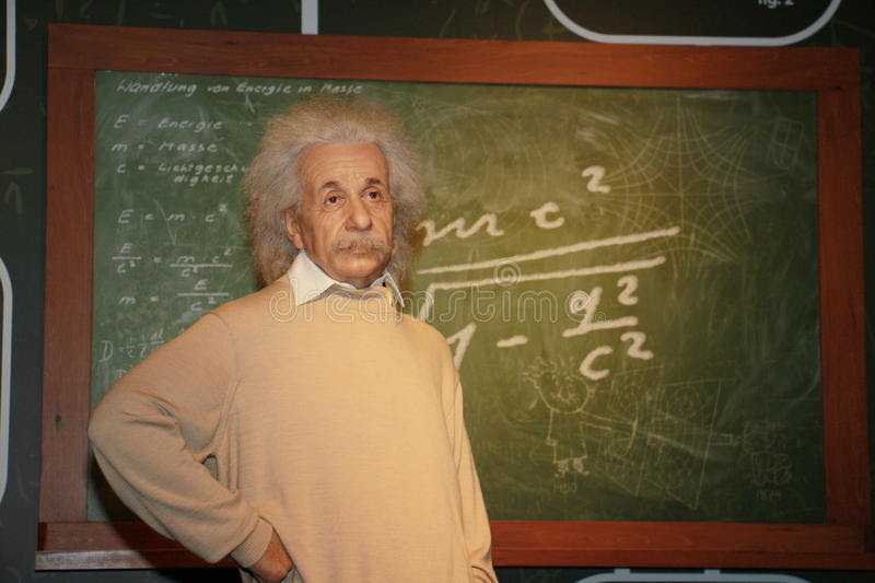 Inspired Again By Albert Einstein