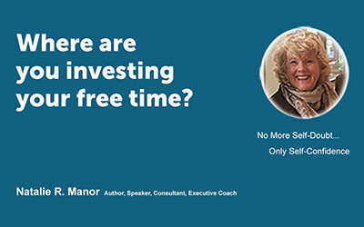 Where are you investing your free time?