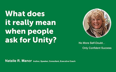What does it really mean when people ask for Unity?